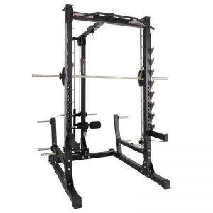Barbarian smith machine + lat pulley