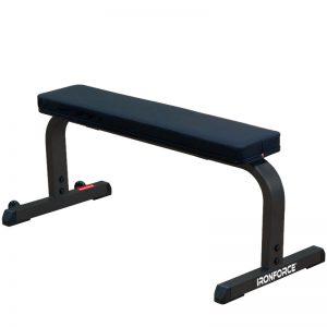 Iron force BFB35 flat bench
